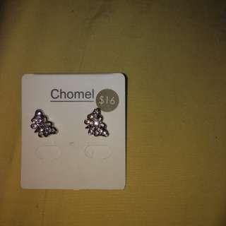 Earrings Chomel bnwt