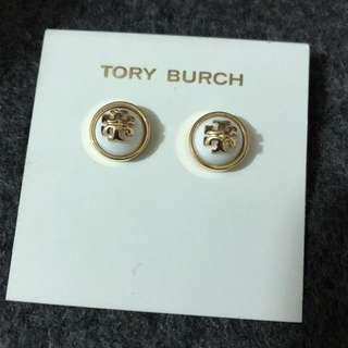 Tory Burch Earrings 半珠耳環
