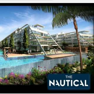 Nautical Condo Studio Apartment