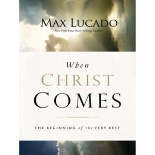 [eBook] When Christ Comes - Max Lucado