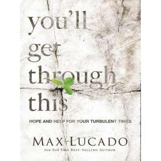 [eBook] You'll Get Through This - Max Lucado