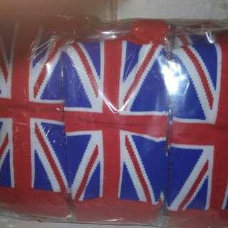 Kaos kaki union jack england flag dr martens