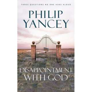 [eBook] Disappointment With God - Philip Yancey