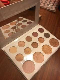 Bh cosmetics carli bybel pallete