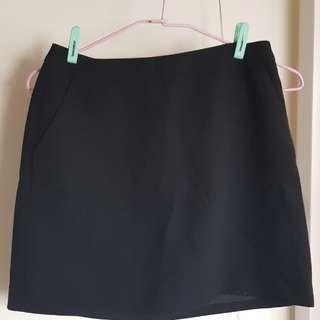 G2000黑色短裙