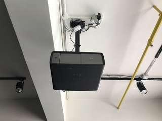 Sanyo Projector PLVZ-3000