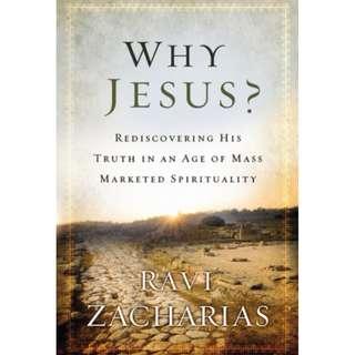 [eBook] Why Jesus? - Ravi Zacharias