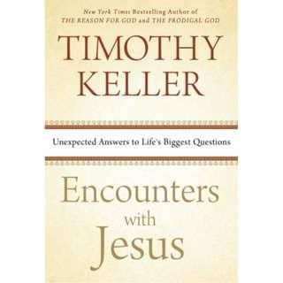 [eBook] Encounters with Jesus - Timothy Keller