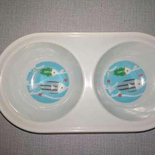 Cat Dish Bowl