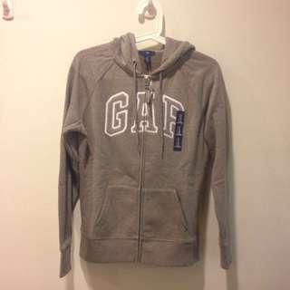 🚚 Gap 連帽外套(咖啡色