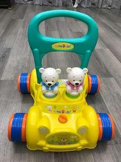 Bebe Bear幼兒助步車
