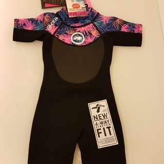 Beautiful Hot Tuna Neoprene wetsuit