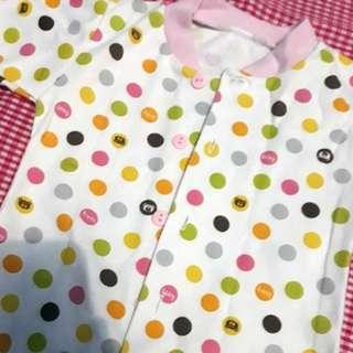 Sleepsuit Libby 2pcs