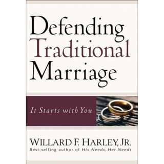 [eBook] Defending Traditional Marriage - Willard F. Harley, Jr