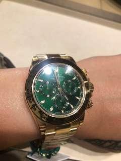Rolex 上行交易