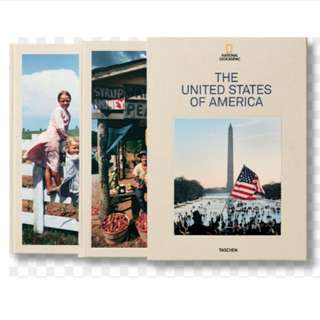 Taschen National Geographic: The United States of America XL