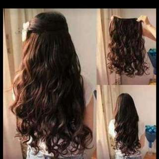 10 clips Hair extension
