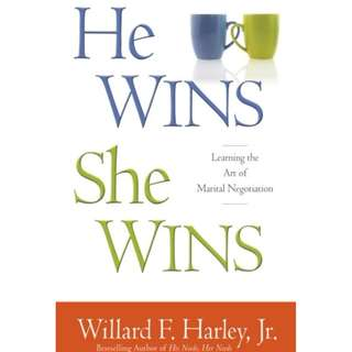 [eBook] He Wins, She Wins - Willard F. Harley, Jr