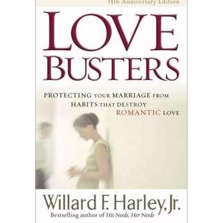 [eBook] Love Busters - Willard F. Harley, Jr