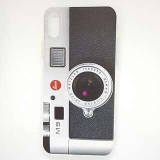 "IphoneX ""Leica camera"" phone case"