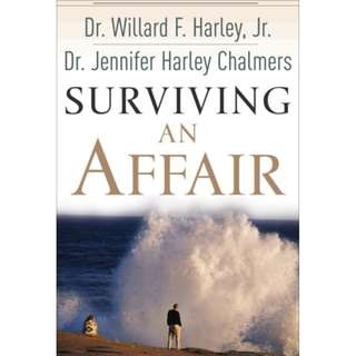 [eBook] Surviving an Affair - Willard F. Harley, Jr