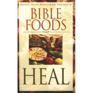 [eBook] Bible Foods that Heal - Benny Hinn
