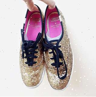 (Authentic) Kate Spade x Keds