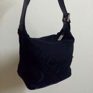 Authentic furla mini bucket  bag