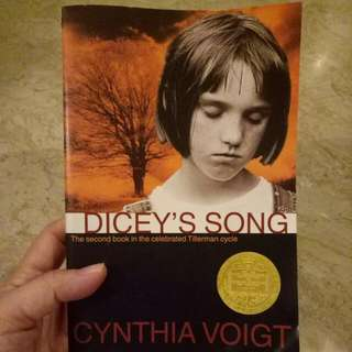 Dicey's Song By Cynthia Viogt