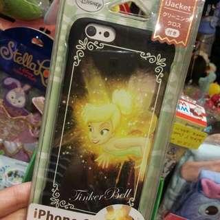 原裝日本 Disney Peterpan 系列 Tinkerbell 小仙子  I Phone 6 Case iphone6 電話殼 特價清貨