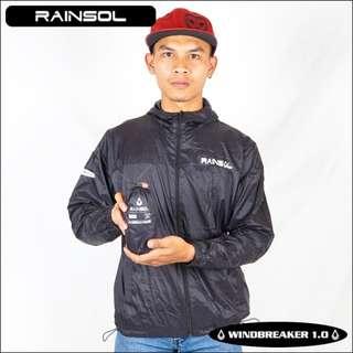 Jaket Rainsol Windbreaker / Anti Angin SKJL05
