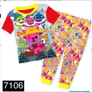 7 days Sale until Good Friday -Babyshark pinkfong kids clothings