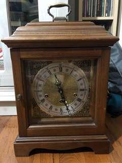 Heritage Herman chime clock
