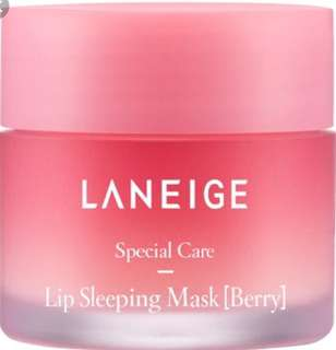 LANEIGE LIP SLEEPING MASK ( BERRY )