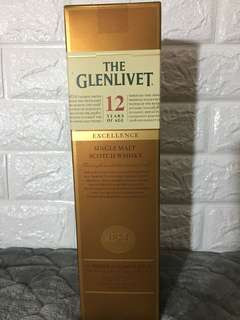 THE glenlivet 12yo 700ml