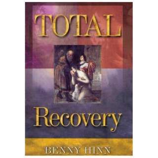 [eBook] Total Recovery - Benny Hinn