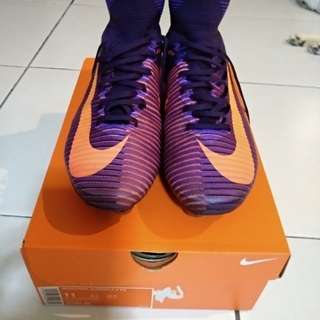 Nike Mercurial Superfly V FG US 11