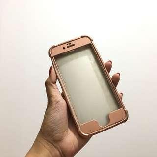 Iphone 6/6s case   360 Rosegold