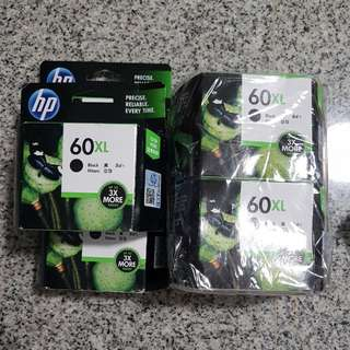 HP 60XL Black Ink