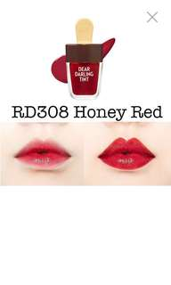 Étude House Ice Cream Tint In RD308 Honey Red