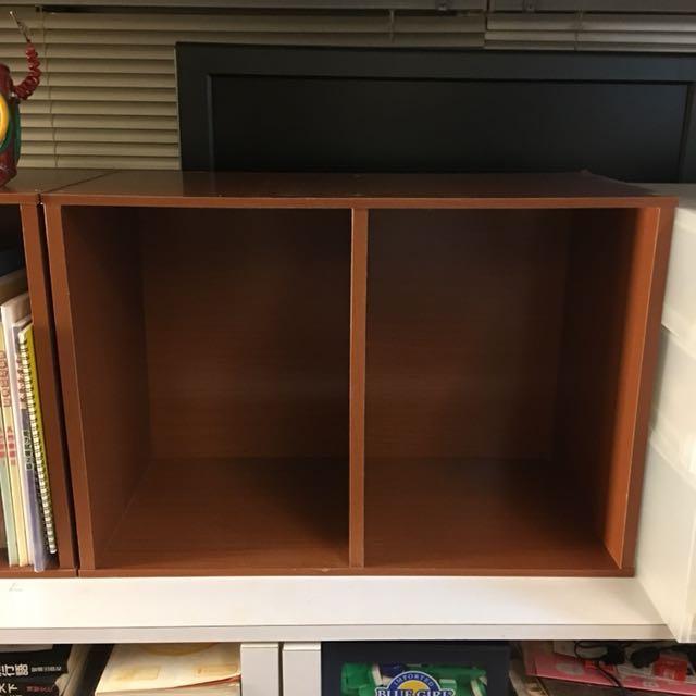 二層櫃兩層櫃架2書櫃