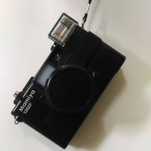 日本帶回 Mamiya 底片 底片機 底片相機