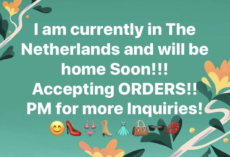 💚ACCEPTING ORDERS AGAIN! 💚