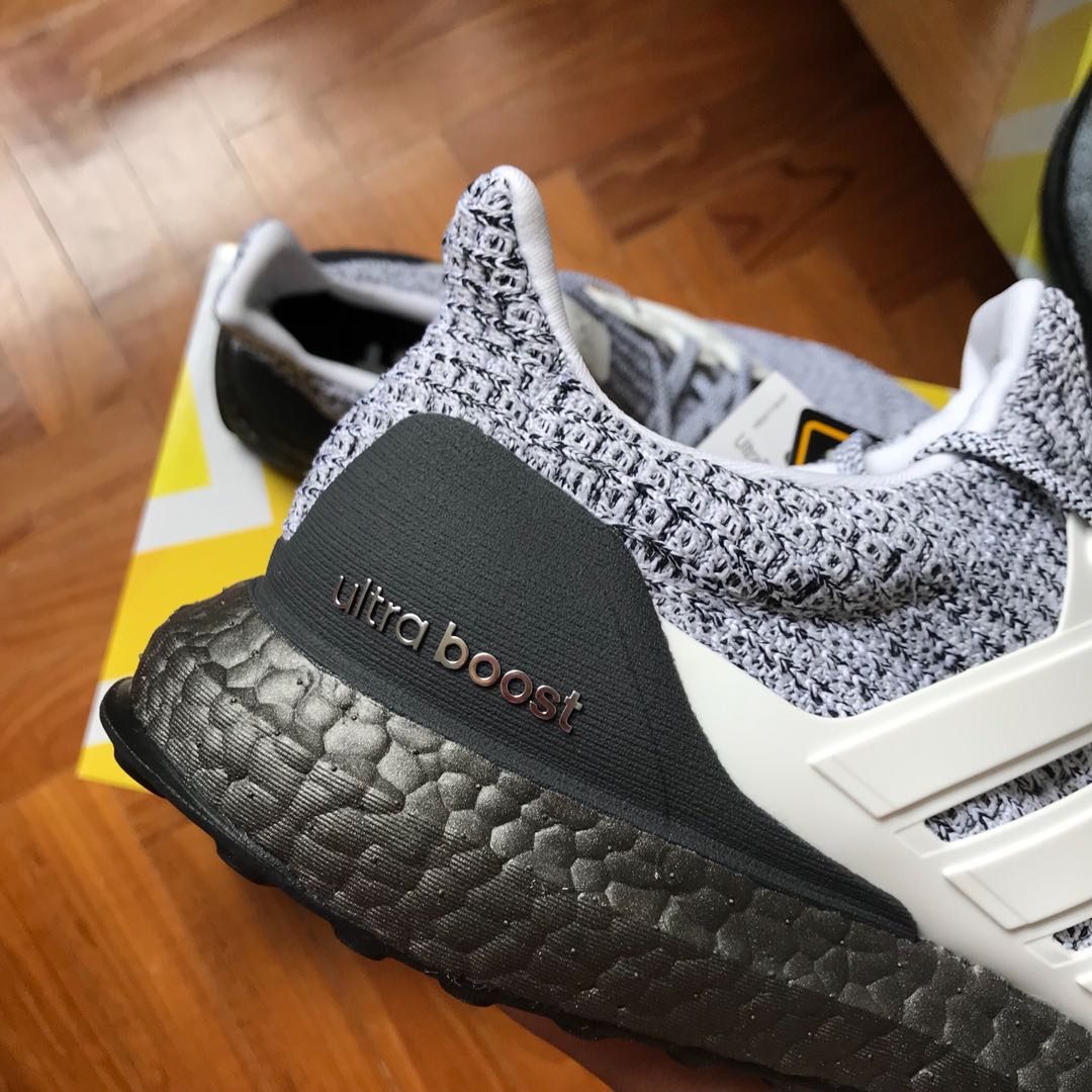 ec69d049885 ... best price adidas ultraboost 4.0 adidas ultra boost 4.0 cookies and cream  oreo dark grey boost