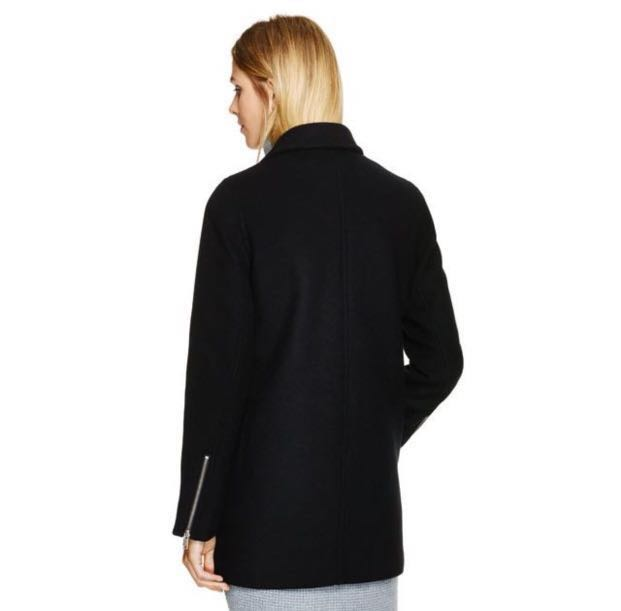 Aritzia Wilfred Free Fei Wool Coat