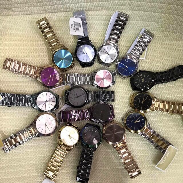 Authentic MK Watch Runway