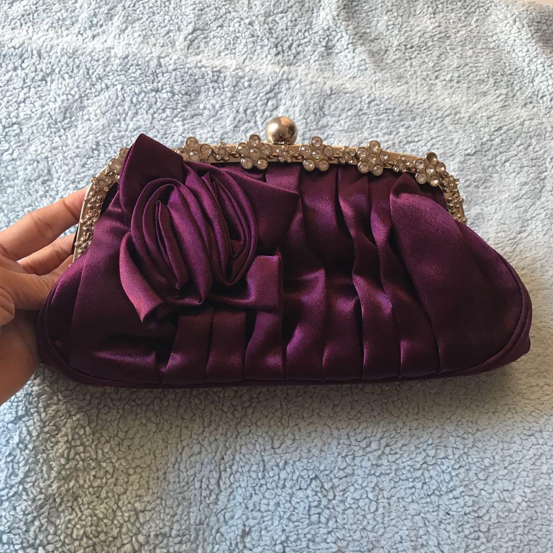 Avenue clutch bag, tas tangan, tas kecil