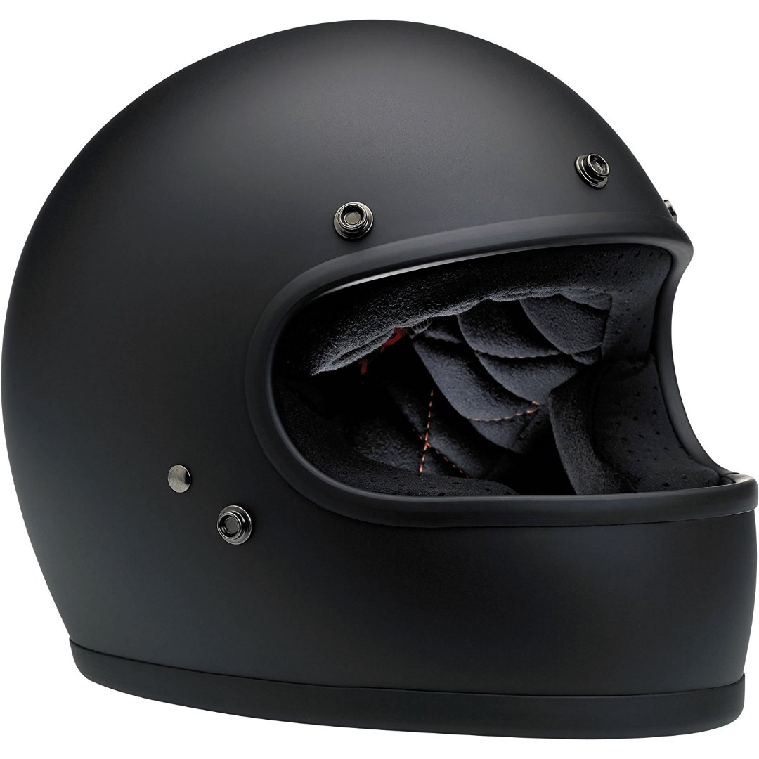 Biltwell Gringo Size Large Or Xx Large Xxl 2xl Only Full Face Helmet Flat Black Matte Black Motorcycle Motorbike Cafe Racer Helmet Motorcycles Motorcycle Accessories On Carousell