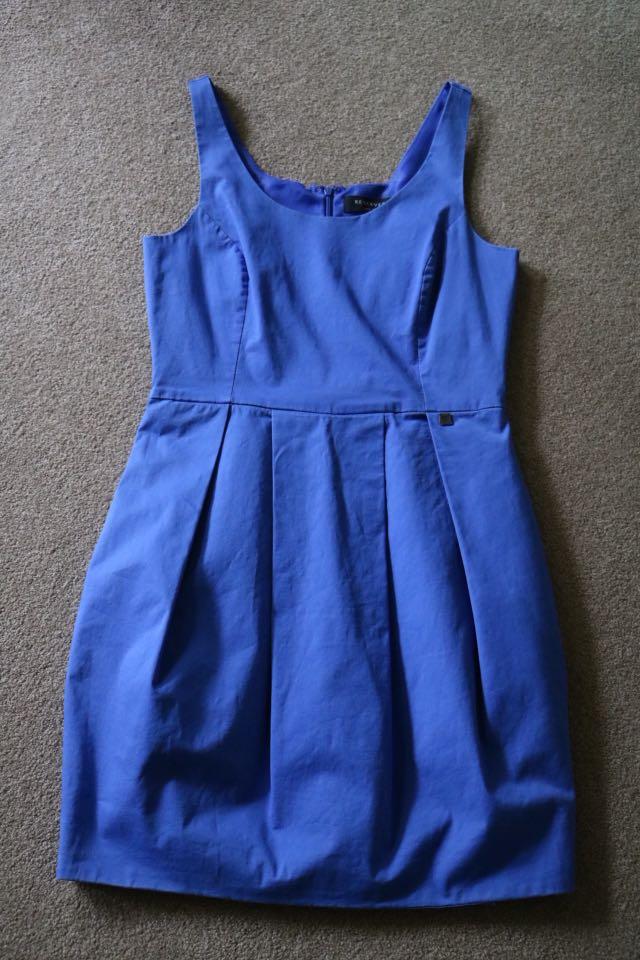 Blue Reserved dress