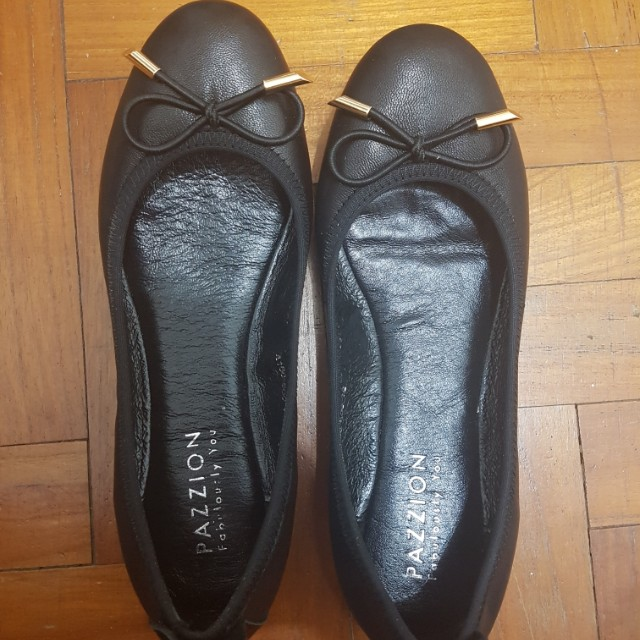BN Classic Black Ballet/ Ballerina Flats
